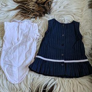 Tartine et Chocolat Dresses - Tartine et Chocolat dress w/matching bodysuit 6M